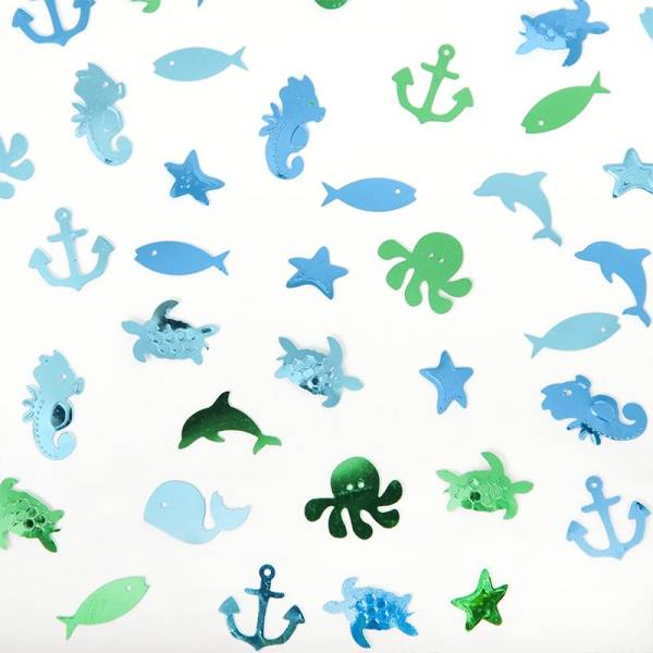Table Scatter SEA LIFE