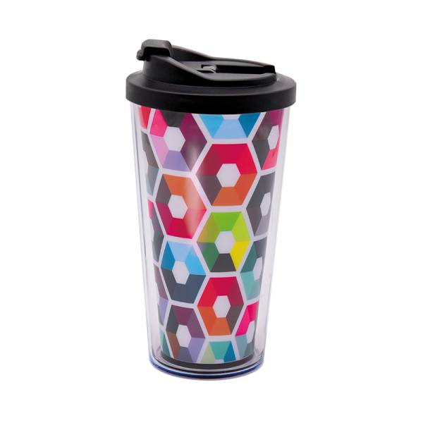 Coffee to go Hexagon