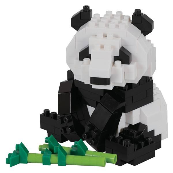 Mini NANOBLOCK Panda