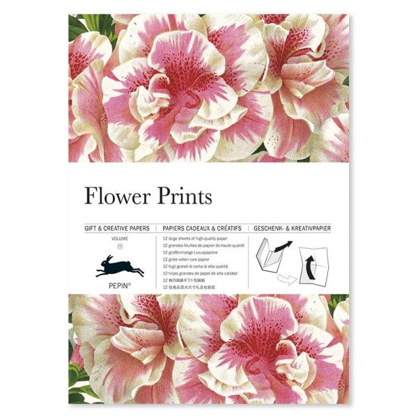 Gift & Creative Paper FLOWER PRINTS