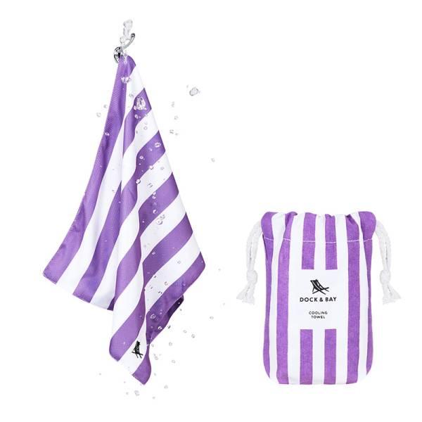 Cooling Towel CABANA purple