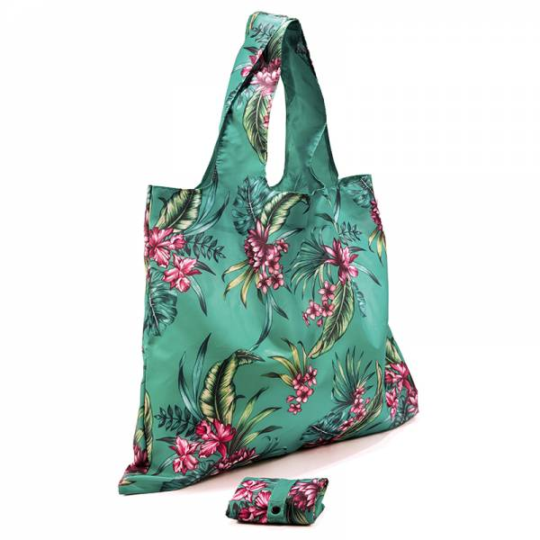 Tasche 2.0 TROPICAL grün