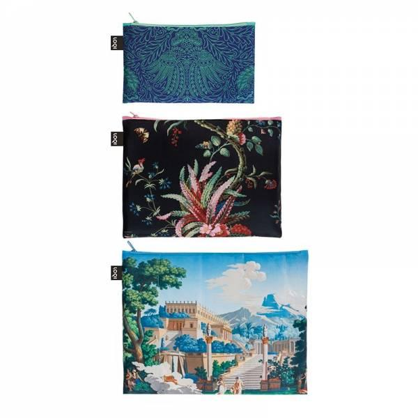 Zip-Beutel MUSEUM Decorativ Arts 1