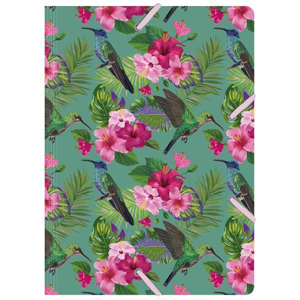 Sammelmappe Deluxe FLOWER BIRD