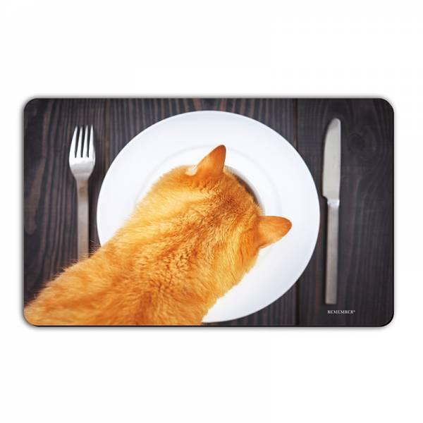 Frühstücksbrettchen Pfoten weg!