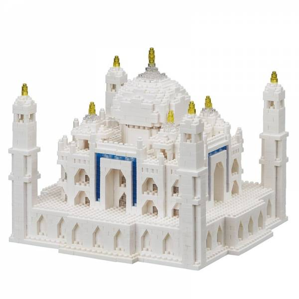Advanced NANOBLOCK Taj Mahal Deluxe Edition