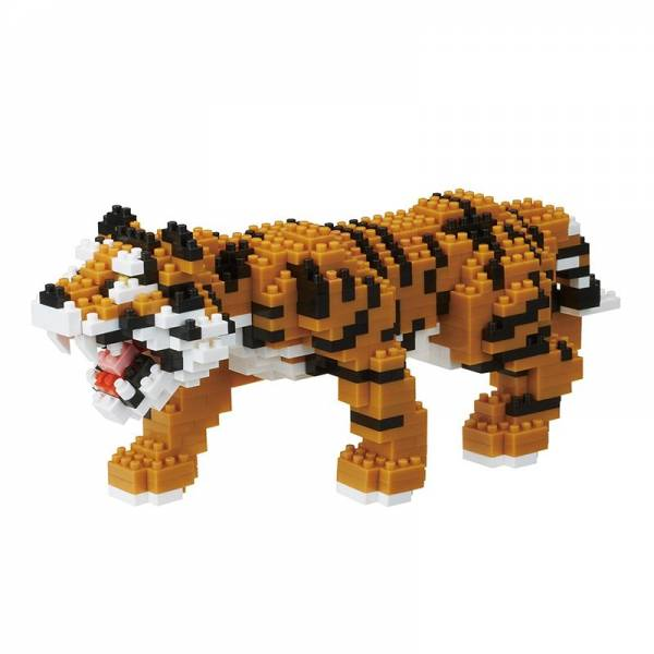 Animal Deluxe NANOBLOCK Bengal Tiger