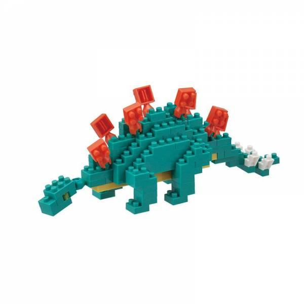 Mini NANOBLOCK Stegosaurus