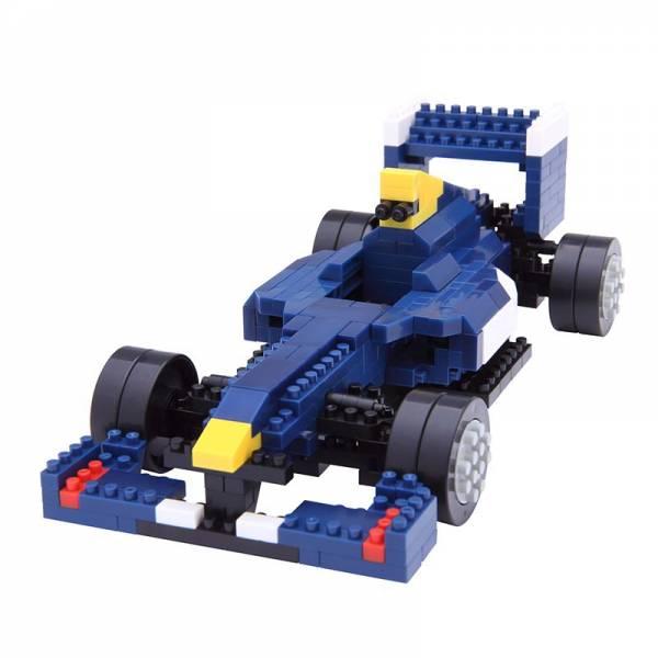 Middle NANOBLOCK Formula Car