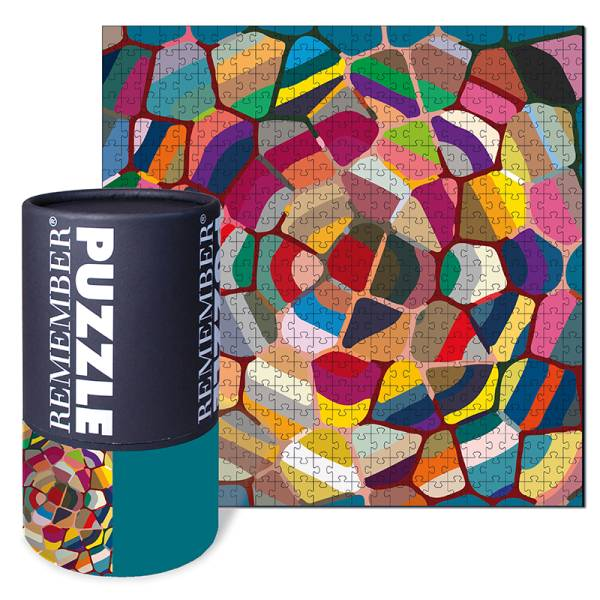 Puzzle Candy 500 Teile