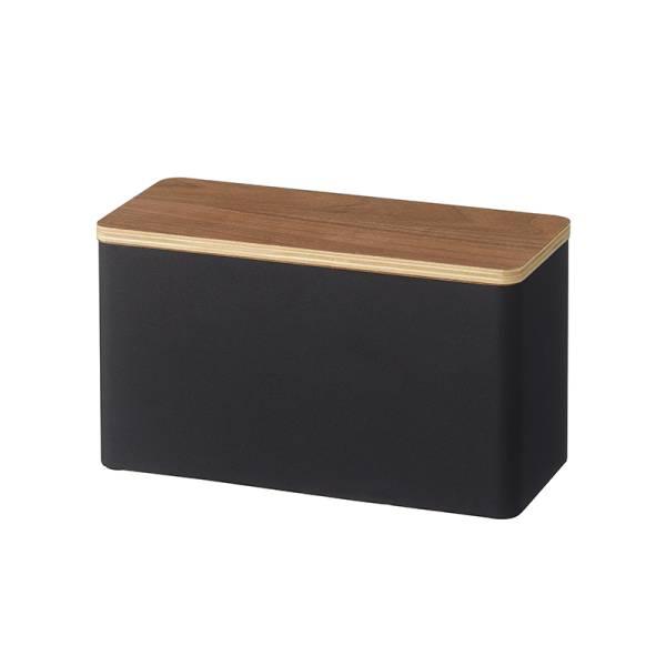 Aufbewahrungsbox RIN schwarz