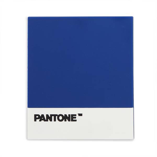 Topf-Untersetzer PANTONE blau aus Silikon