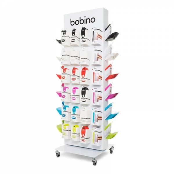 Floor-Display BOBINO mit 60 Haken Leer, gratis ab CHF1200 Bestellwert