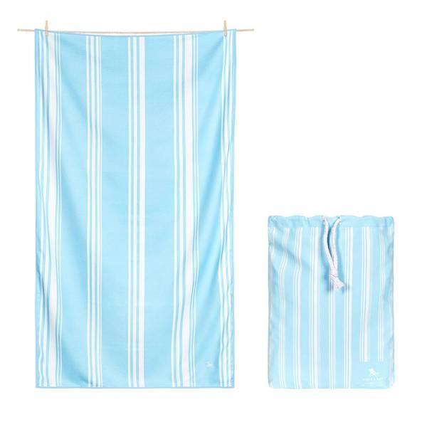 HOME TOWEL XL blue