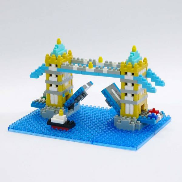 Sights NANOBLOCK Tower Bridge