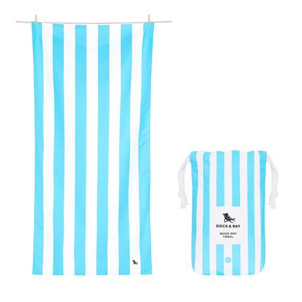 Towel CABANA Light L blue
