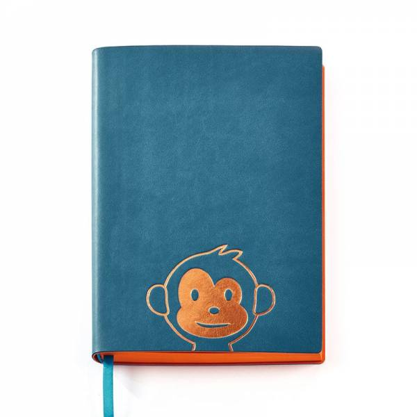 Notizbuch DESIGN Monkey