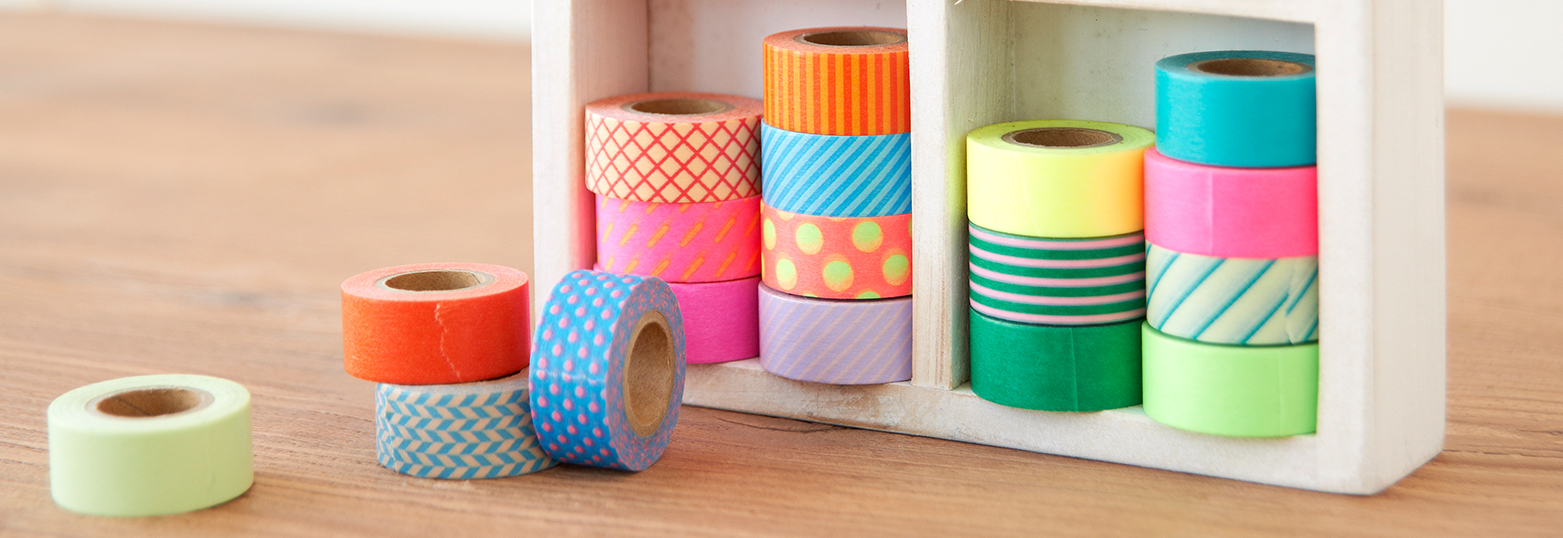 MASTÉ BASIC masking tapes