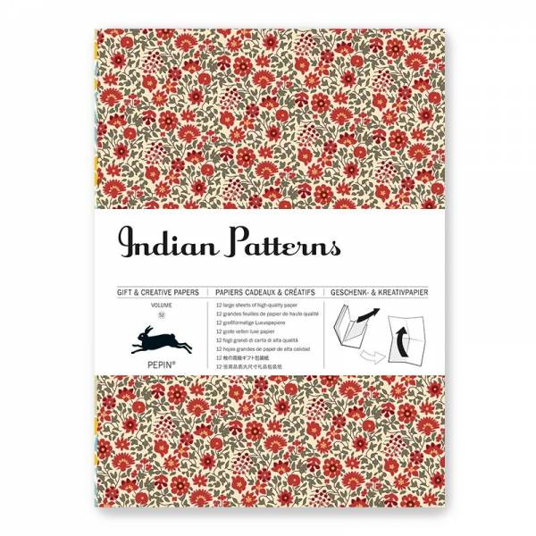 Gift & Creative Paper INDIAN PATTERNS