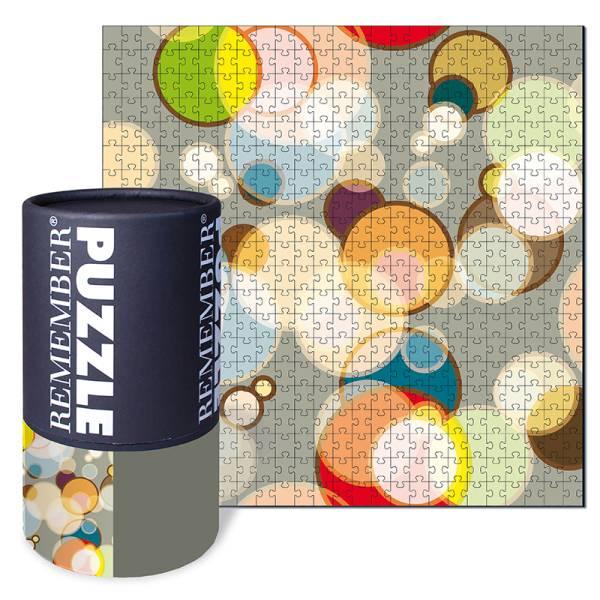 Puzzle Bubbles 500 Teile