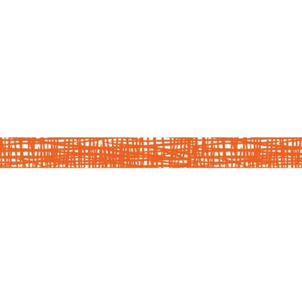 Masking tape MASTÉ BASIC Orange-Brush stroke