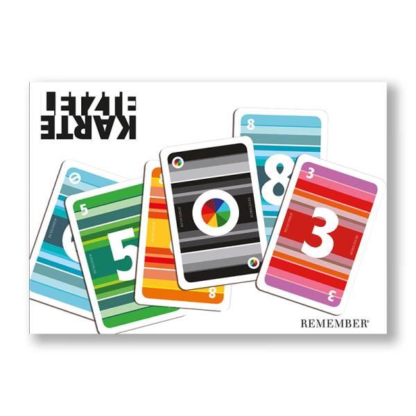 Kartenspiel Letzte Karte