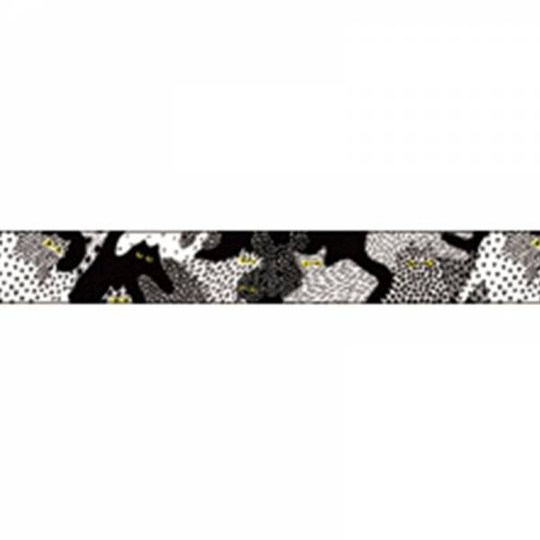 Masking tape MASTÉ MULTI Cat Pattern 15 mm