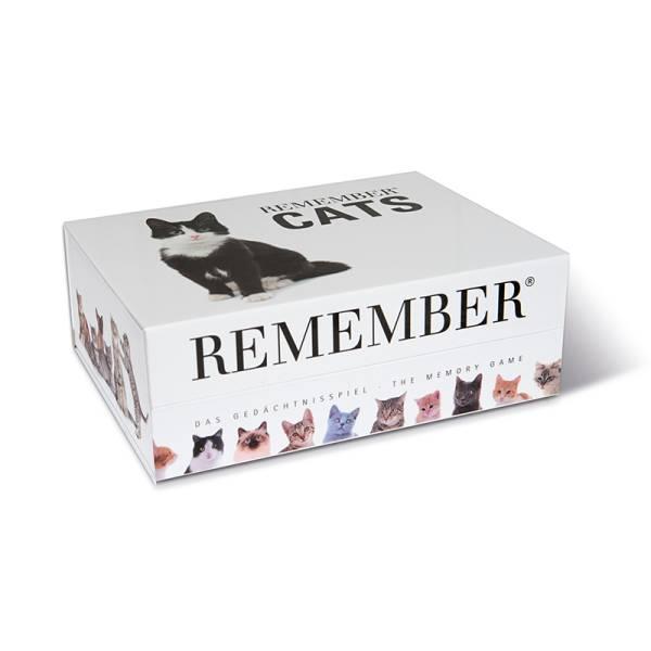 Gedächtnisspiel 44 Cats in der Magnetbox
