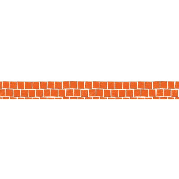Masking tape MASTÉ BASIC Orange-Block