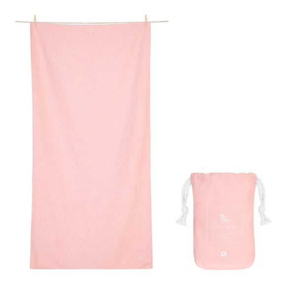 Towel ESSENTIAL S pink