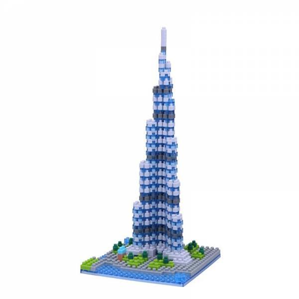 Sights NANOBLOCK Burj Khalifa