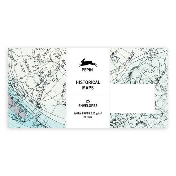 Envelopes HISTORICAL MAPS