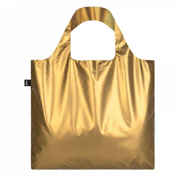 Tasche METALLIC Matt Gold