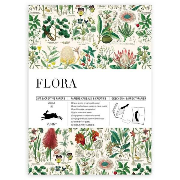Gift & Creative Paper FLORA