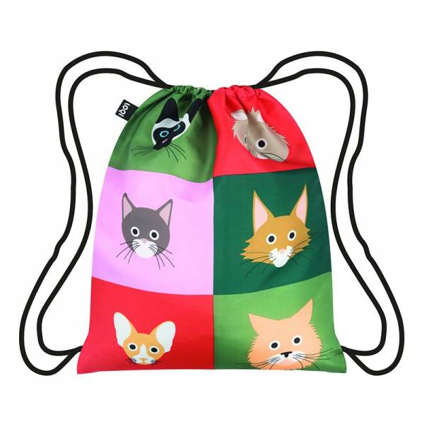 Backpack STEPHEN CHEETHAM Cats