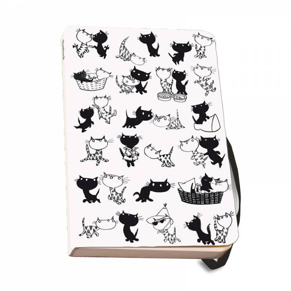 PIM&POM Notebook A6