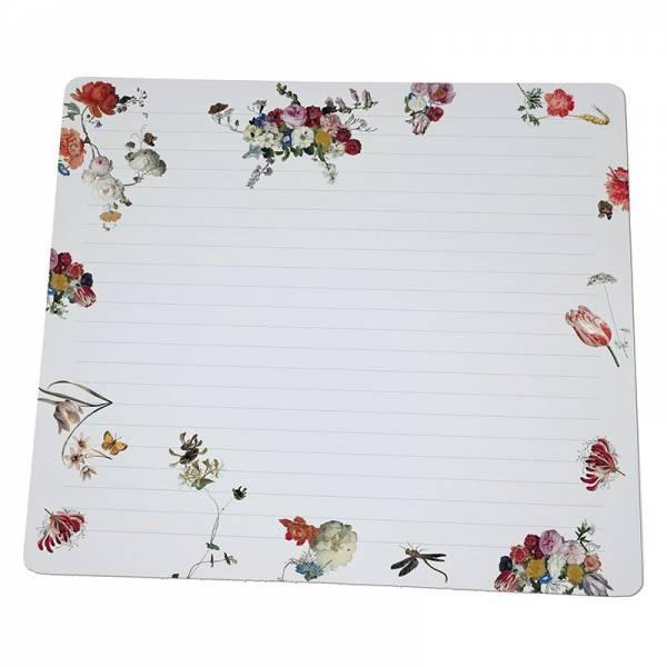 FLORAL STILL LIFES Notebook/Deskplanner