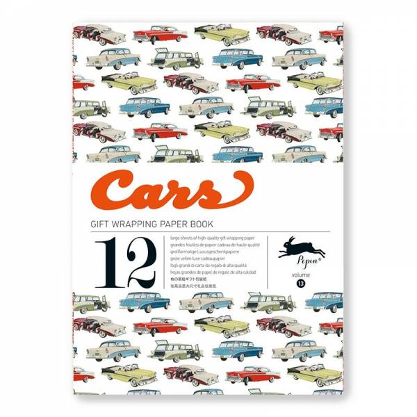 Gift & Creative Paper CARS