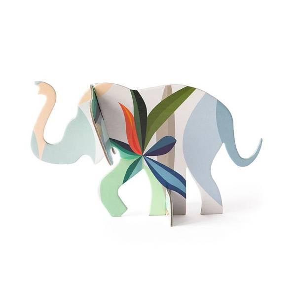 POP OUT CARD ELEPHANT