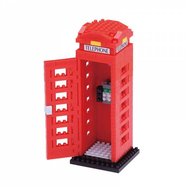 Sights NANOBLOCK Telephone Box
