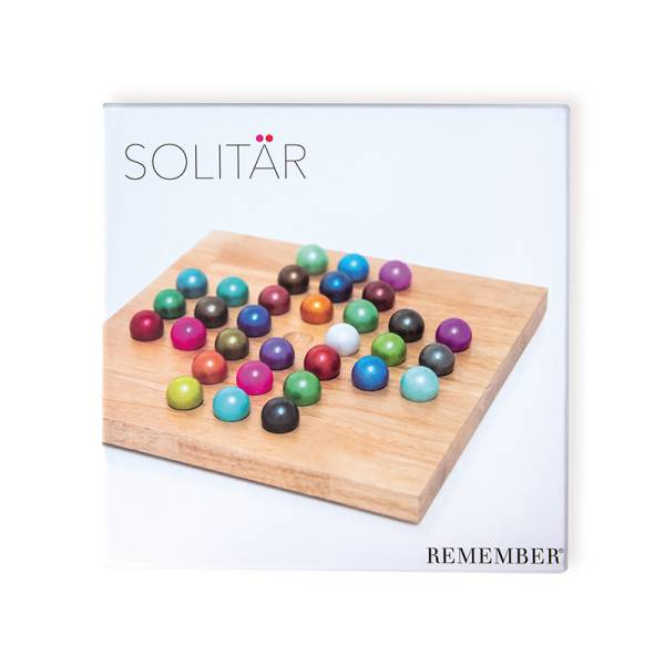 Solitär-Spiel