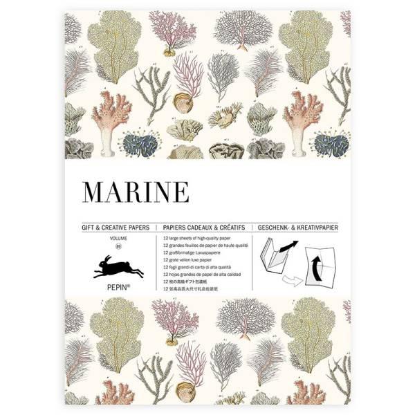 Gift & Creative Paper MARINE