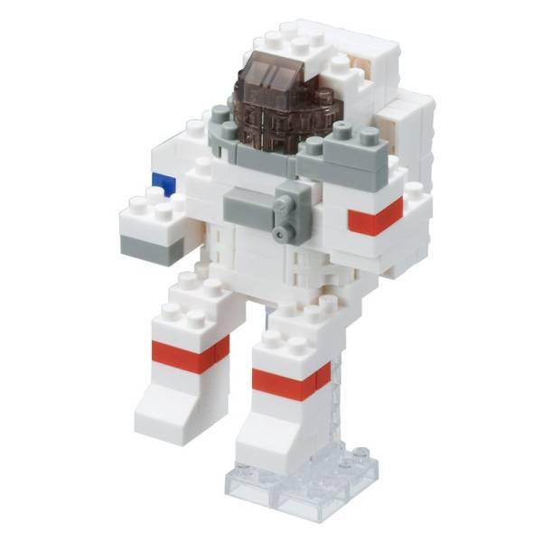 Mini NANOBLOCK Astronaut
