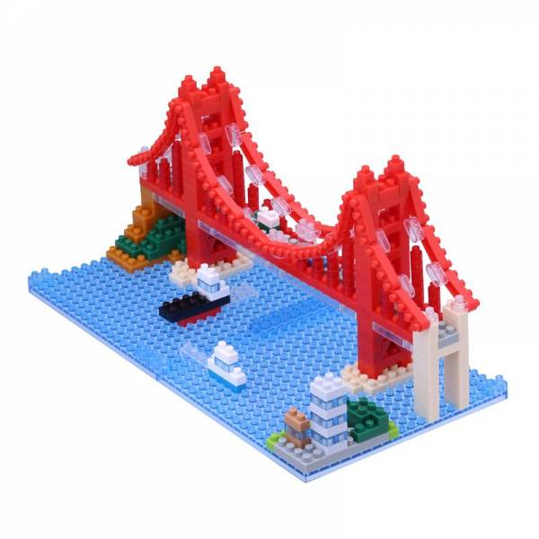 Sights NANOBLOCK Golden Gate Bridge