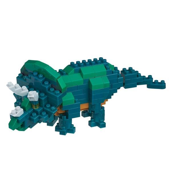 Mini NANOBLOCK Triceratops
