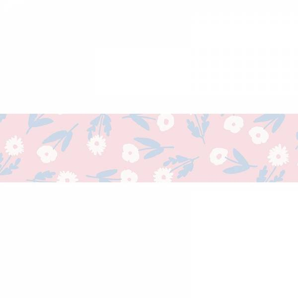 MASTÉ DRAW ME Flower Pink 10 m / 15 mm
