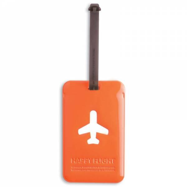 HF SQUARED LUGGAGE IDENTIFIER orange