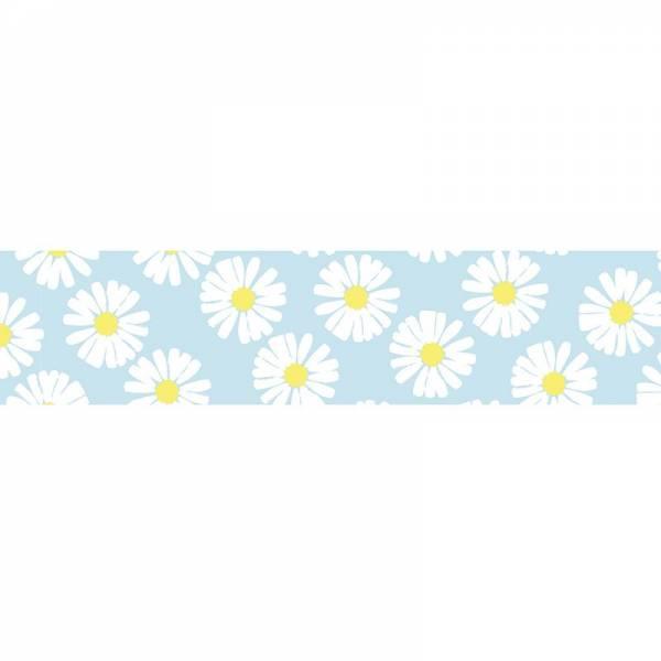 MASTÉ DRAW ME Flower Blue 10 m / 15 mm
