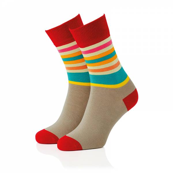 Damen Socken 08, 36 - 41