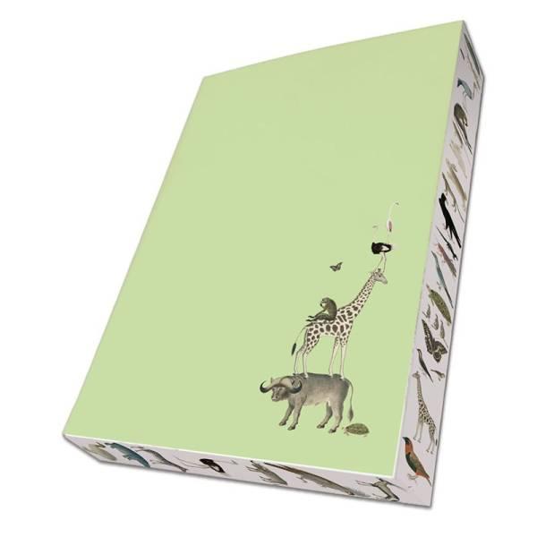 GORDON Notebook A5 Edge
